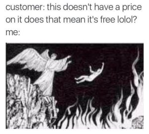 no price